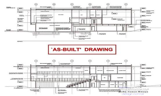 as built drawing